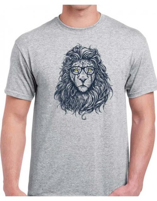 T-shirt Smart Lion