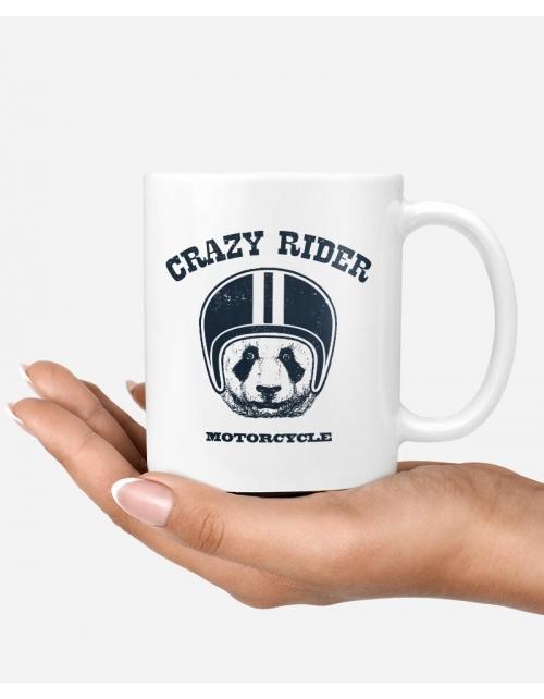 Mug Crazy Rider Panda