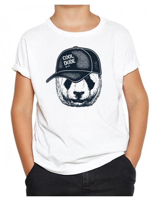 T-Shirt Enfant Cool Dude Panda