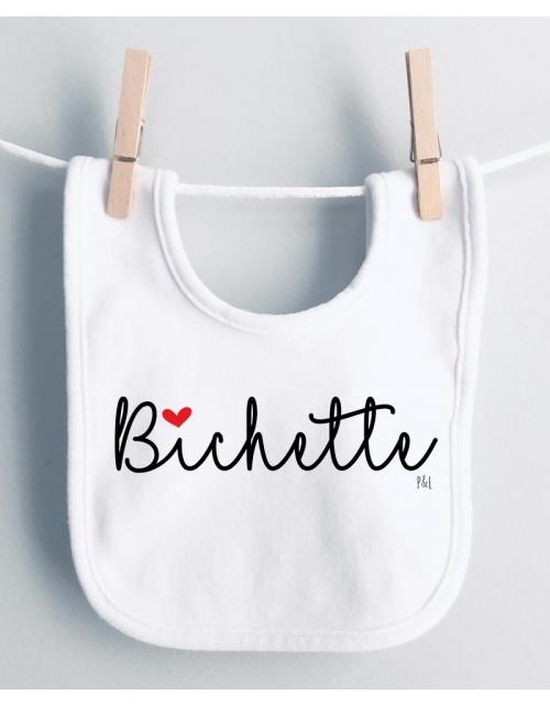Bavoir Bichette