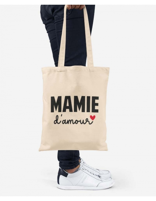 Tote Bag - Mamie Amour