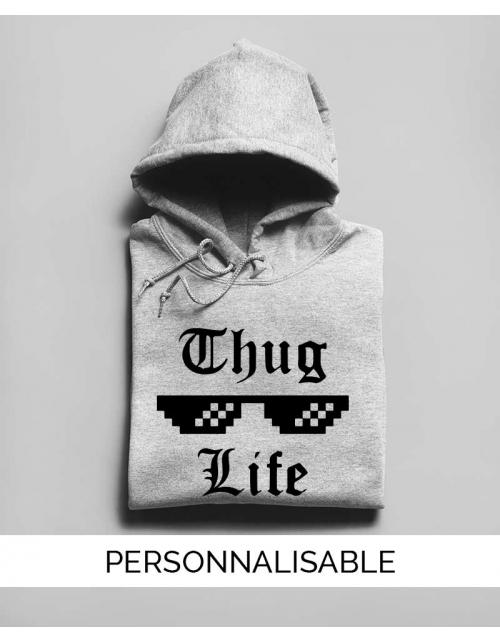 Hoodie Thug life