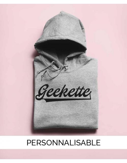 Hoodie Geekette