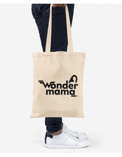 Tote Bag - Wonder Mama