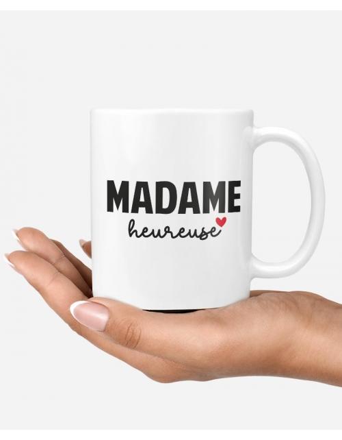 Mug - Madame Heureuse