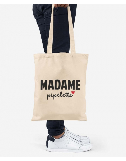 Tote Bag - Madame Pipelette