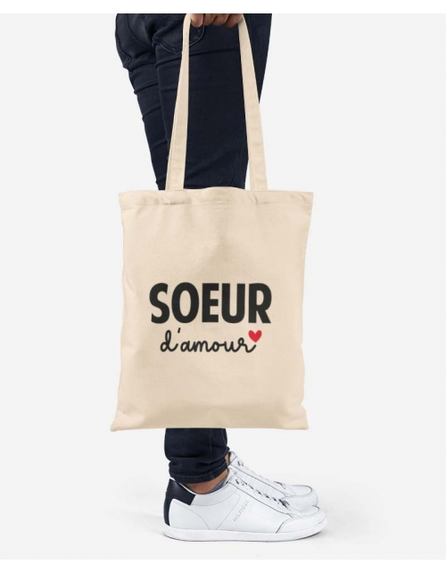 Tote Bag - Soeur Amour