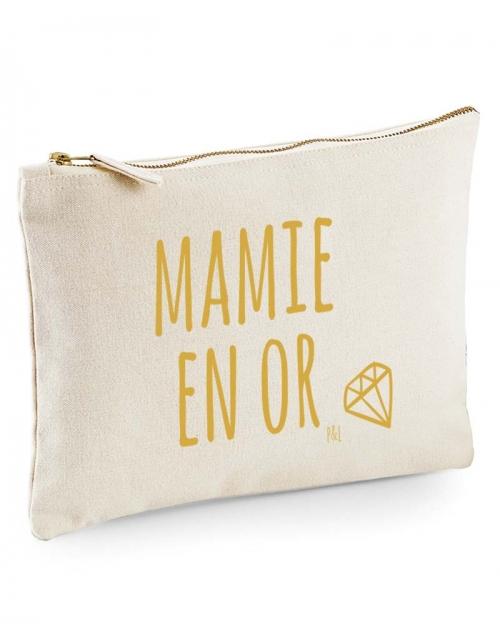 Pochette - Mamie en Or