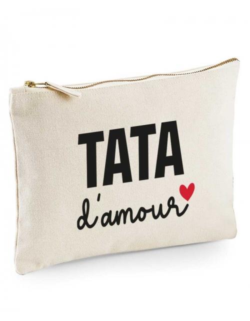 Pochette - Tata Amour