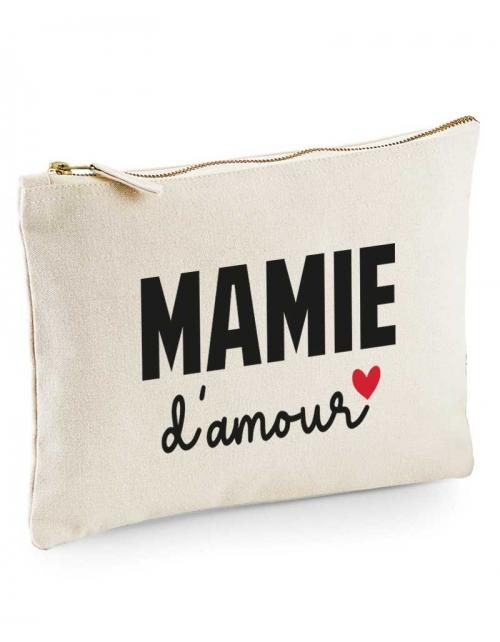 Pochette - Mamie Amour