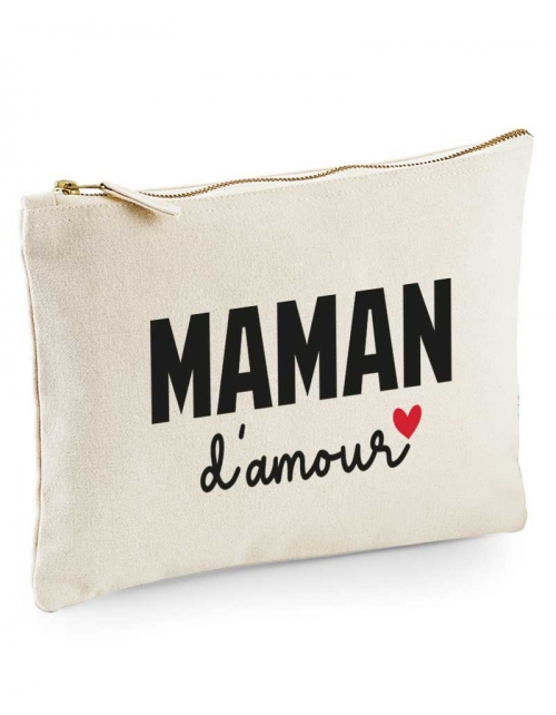 Pochette - Maman Amour