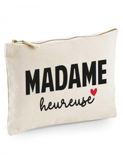 Pochette - Madame Heureuse
