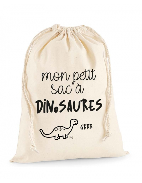 Mon Sac à Dinosaures