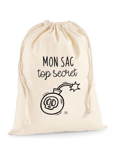 Mon Sac Top Secret
