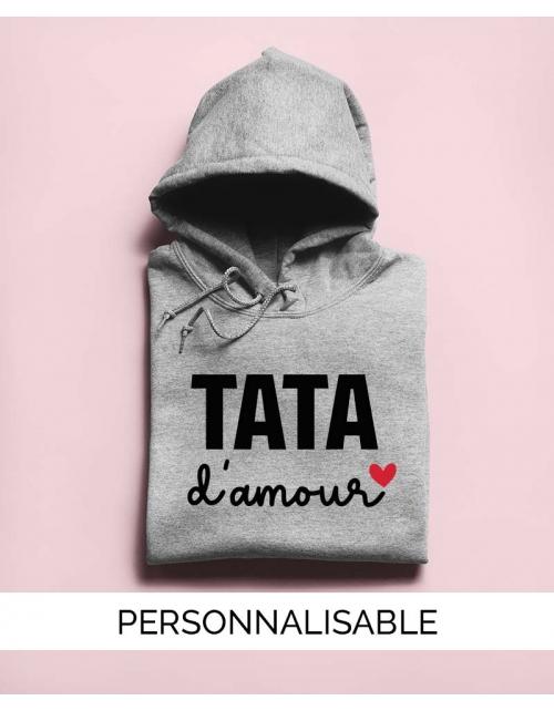 Hoodie Tata Amour
