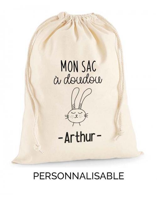 Mon sac à Doudou Lapin