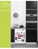 Sticker pour Lave Vaisselle - I Love London