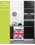 Sticker pour Lave Vaisselle - Patchwork UK