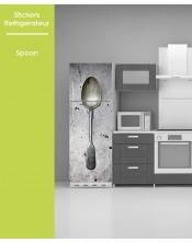 Sticker pour frigo - Spoon