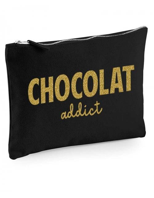 Pochette Chocolat Addict Pilou et Lilou