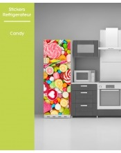 Sticker pour frigo - Candy
