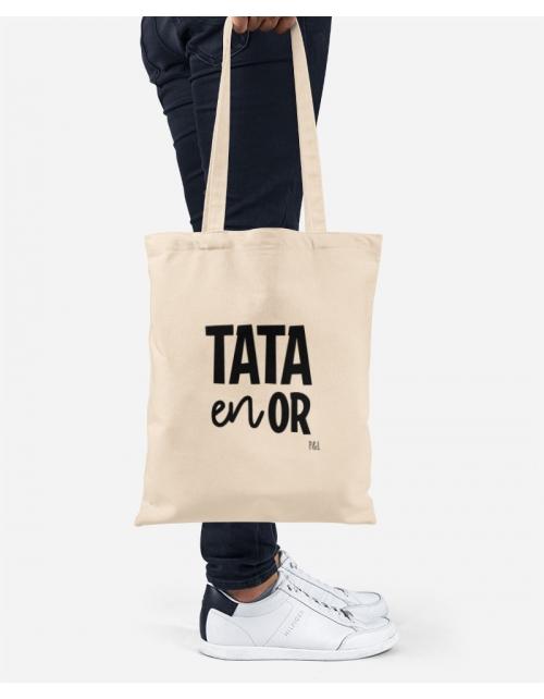 Tote Bag - Tata en Or