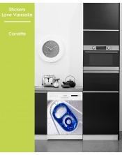 Sticker pour Lave Vaisselle -Canette