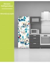 Sticker pour frigo - Stroboscop