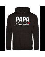Hoodie Papa Amour