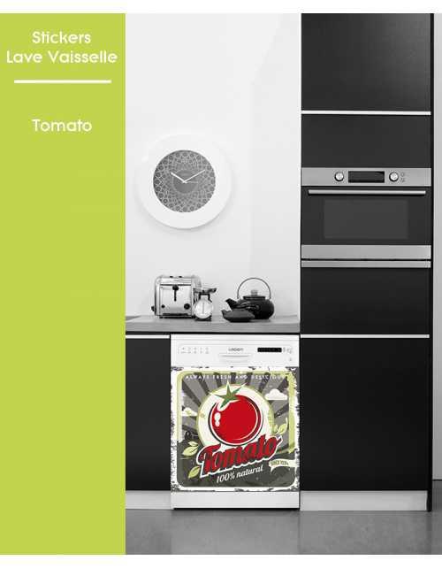 Sticker pour Lave Vaisselle - Tomato