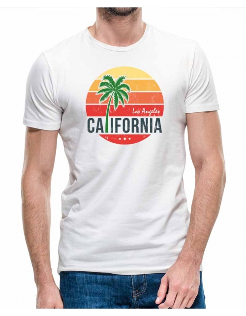 T-shirt Vintage California