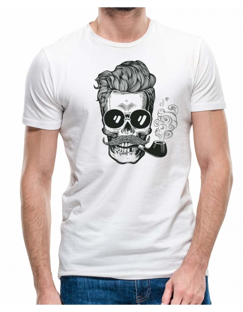 T-shirt Dandy Skull
