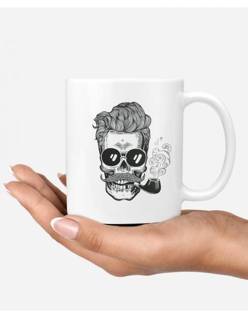 Mug - Dandy Skull