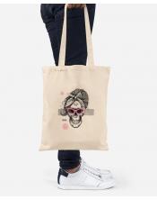 Tote Bag - Lady Skull