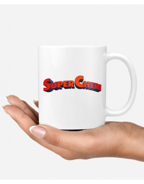 Mug - SuperCheri