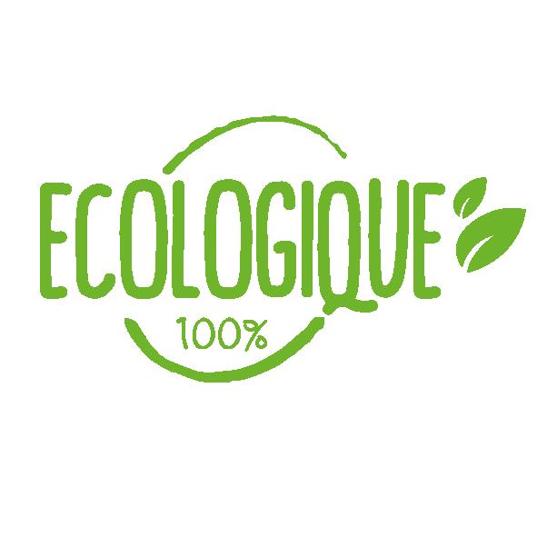 Ecologique et recyclable