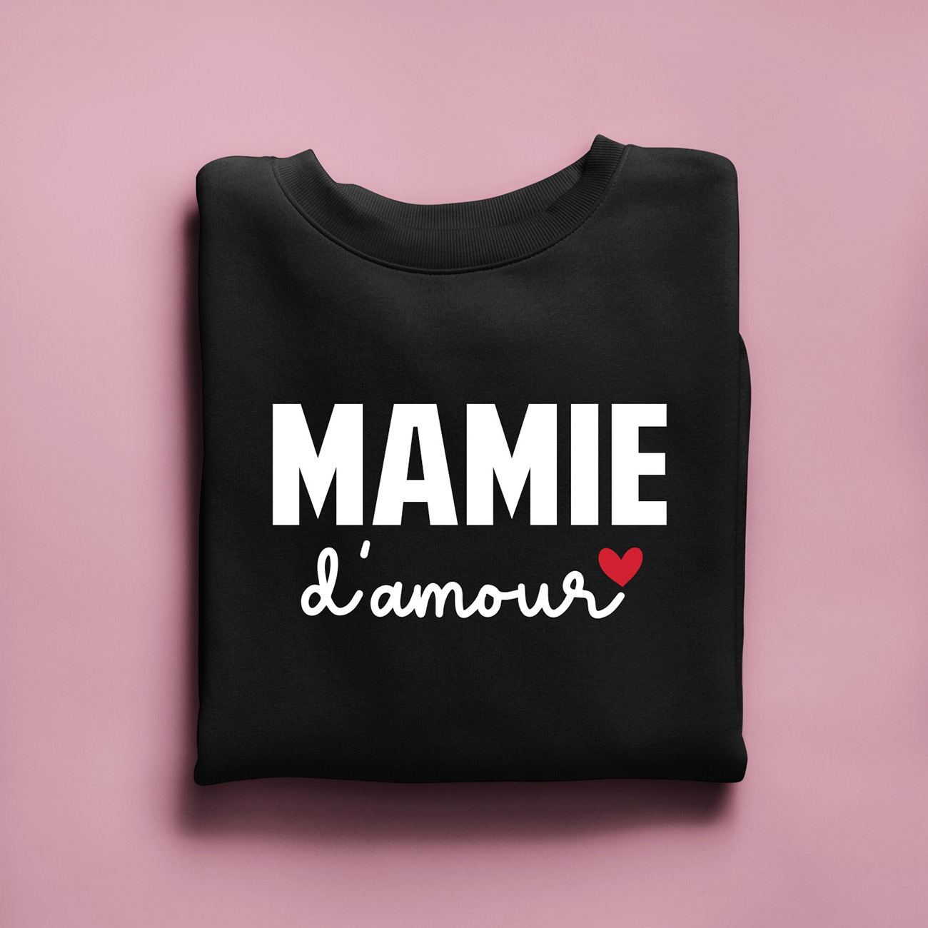 Sweat Mamie d'Amour