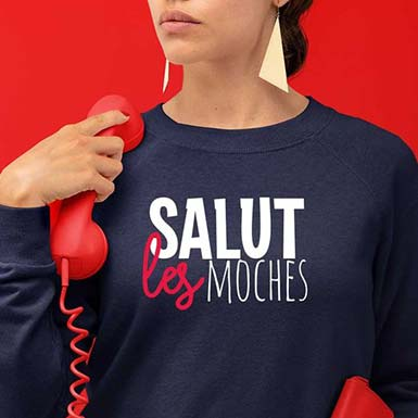Collection Salut les Moches by Pilou et Lilou