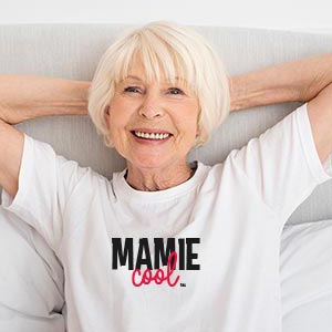 T-shirt Mamie Cool by Pilou & Lilou