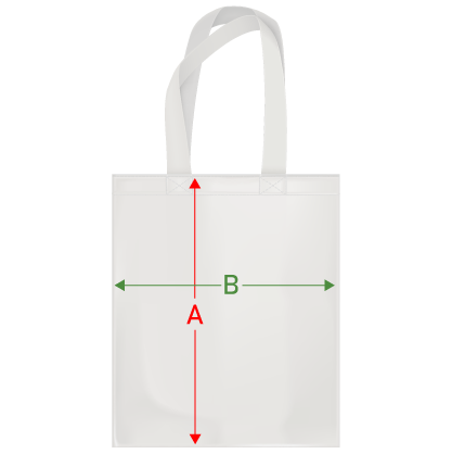 guide des tailles totebag