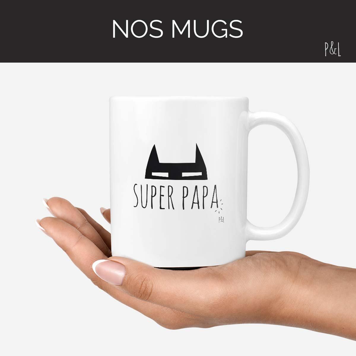 Mug by Pilou et Lilou