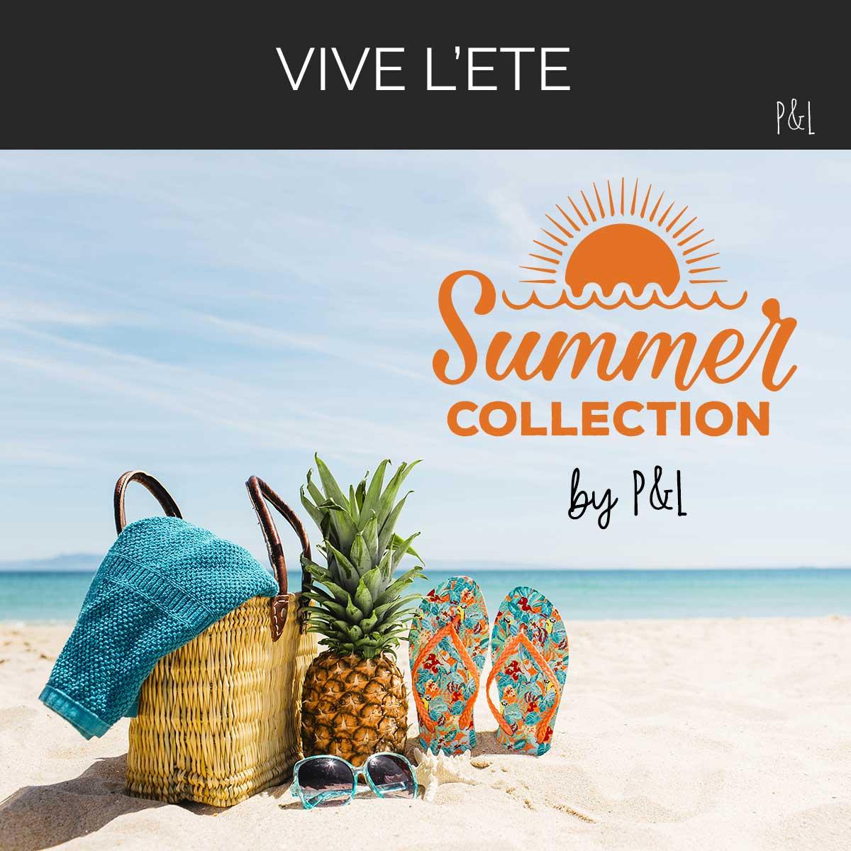 Collection Ete by Pilou et Lilou